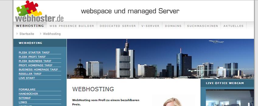 Webhoster.de